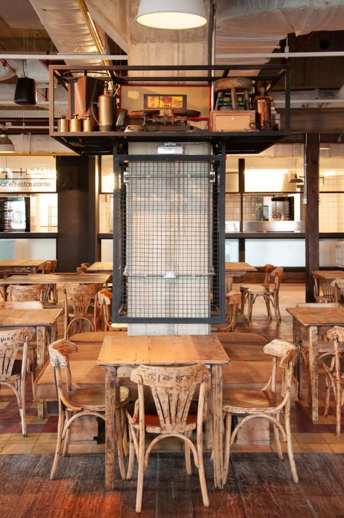 Food Hall Dado Bier
