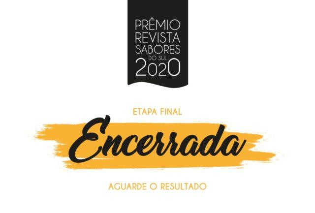 premio 2020 votação encerrada