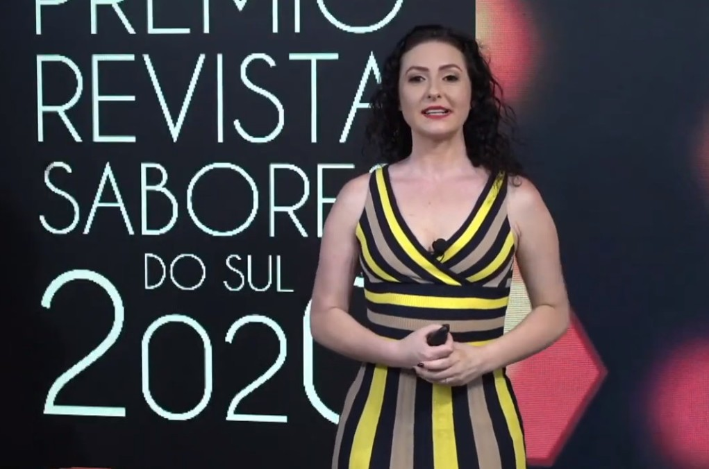 live premio revista sabores do sul 2020