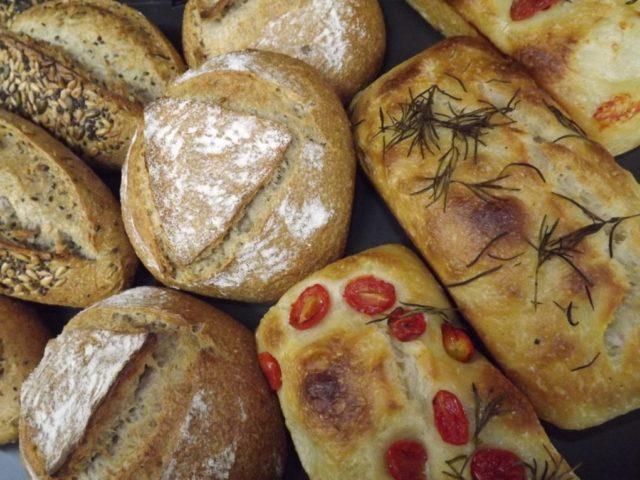 pães tartine